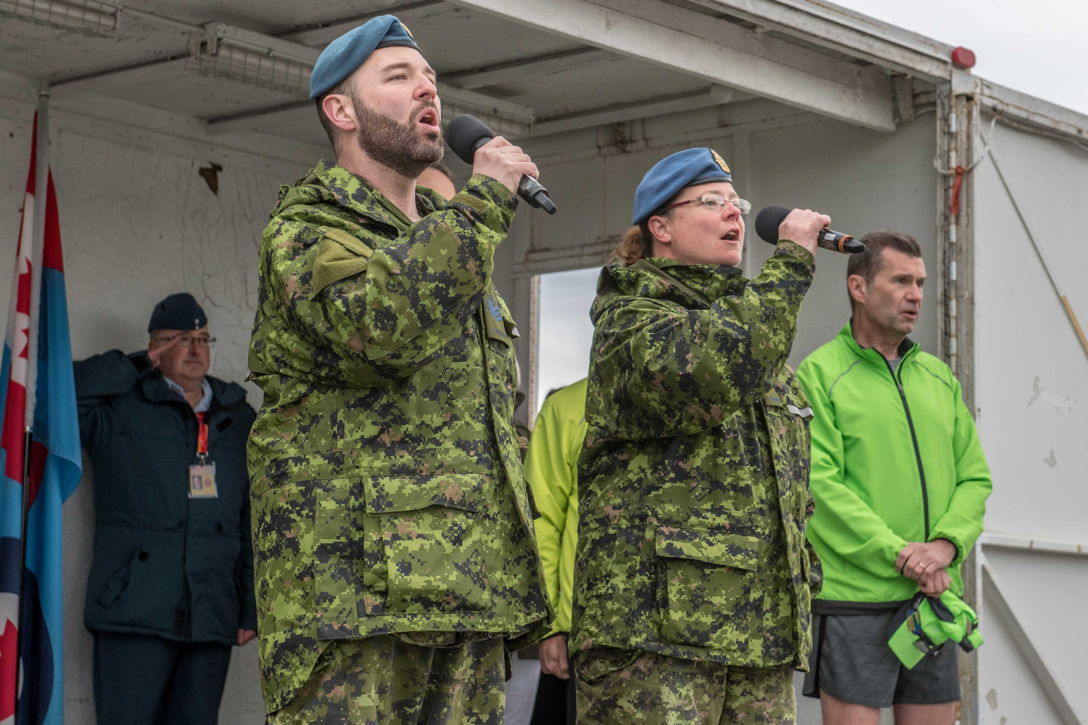 RCAF Run